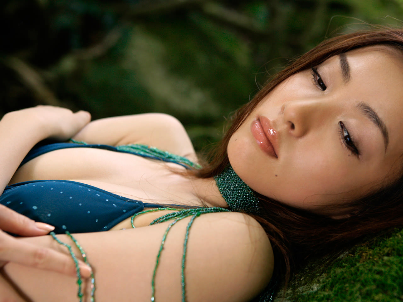 Японки в бикини фото 9 фотография