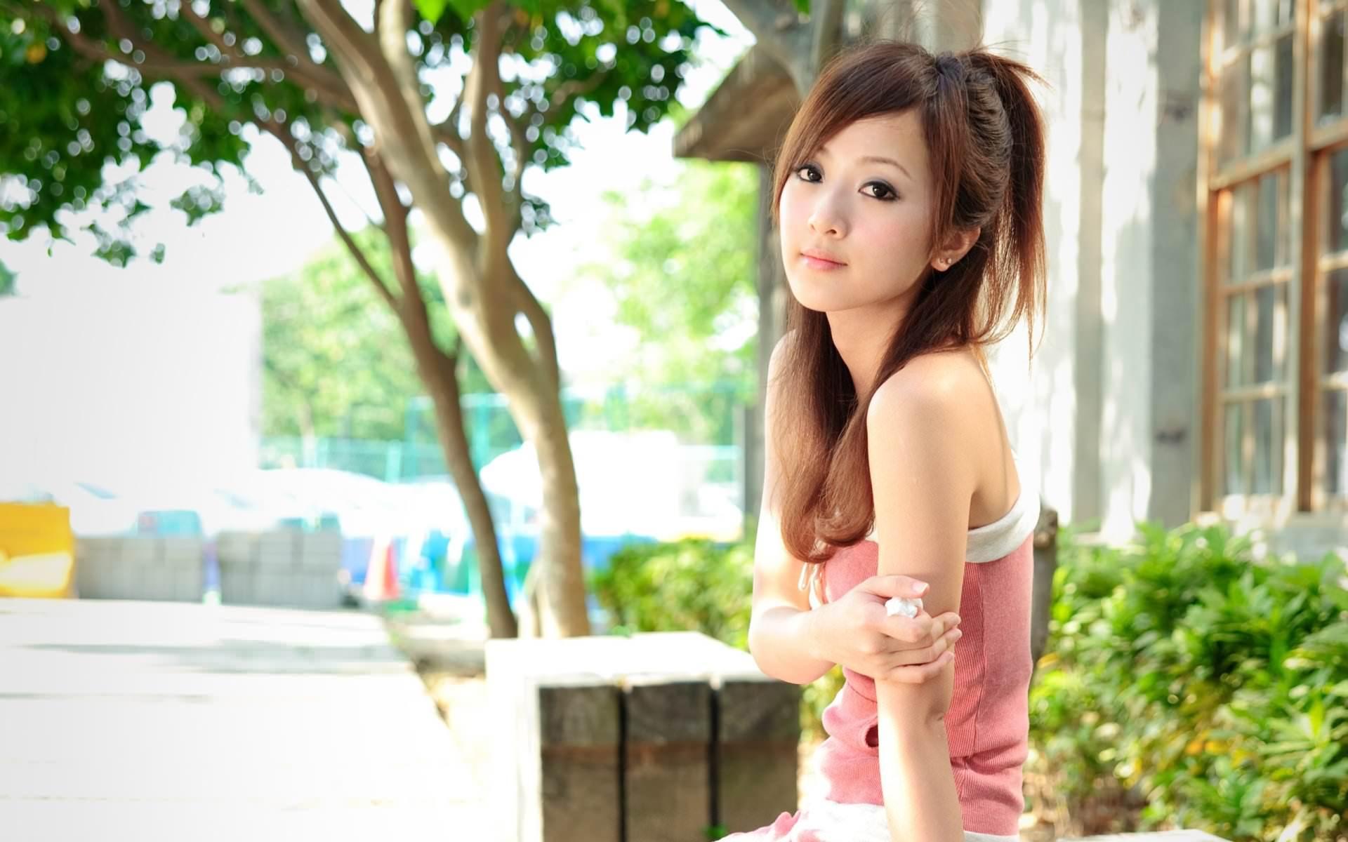 Фото девочек с розовыми сом 24 фотография
