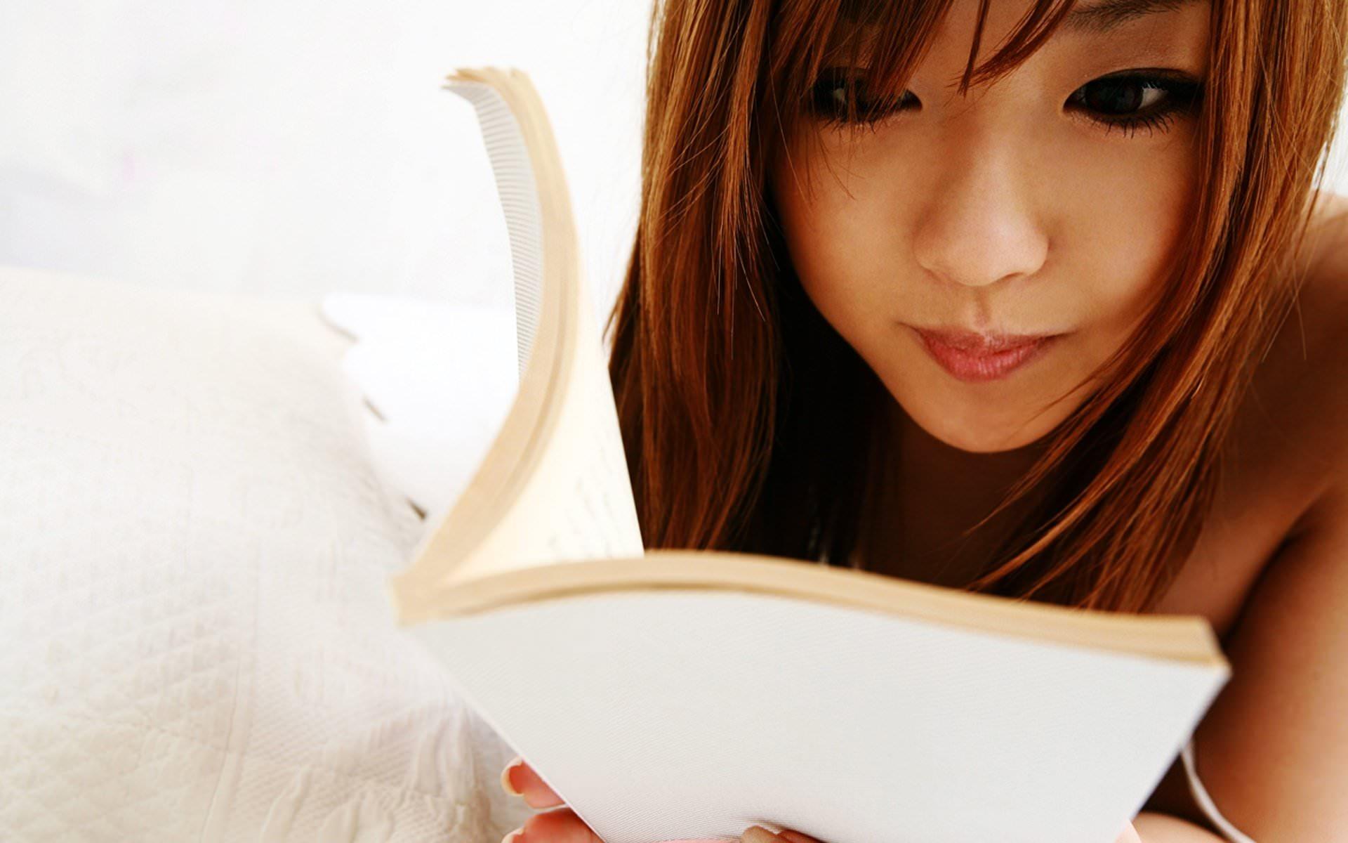 Японочка в очках 17 фотография