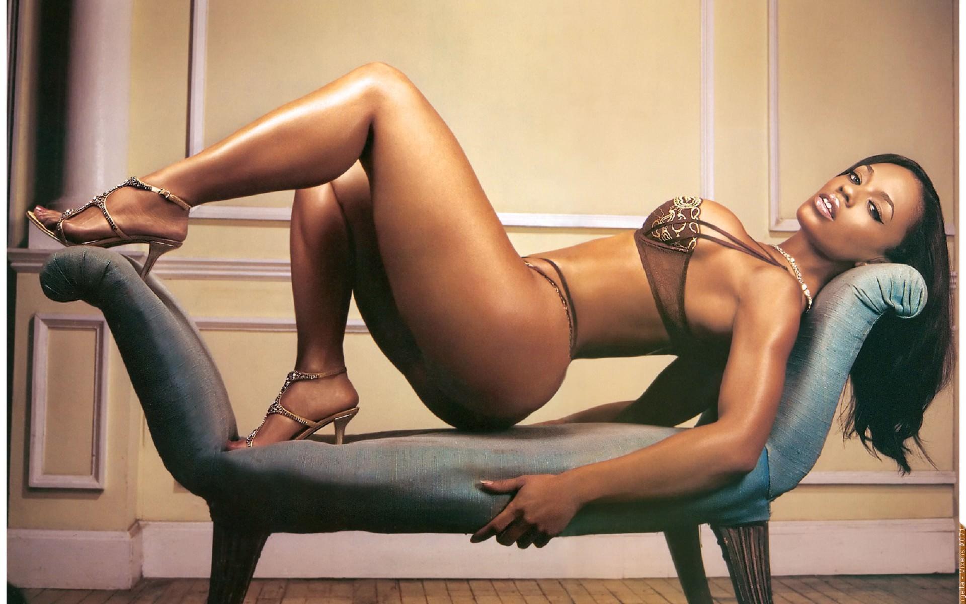 Фото негритянки мулатки 1 фотография