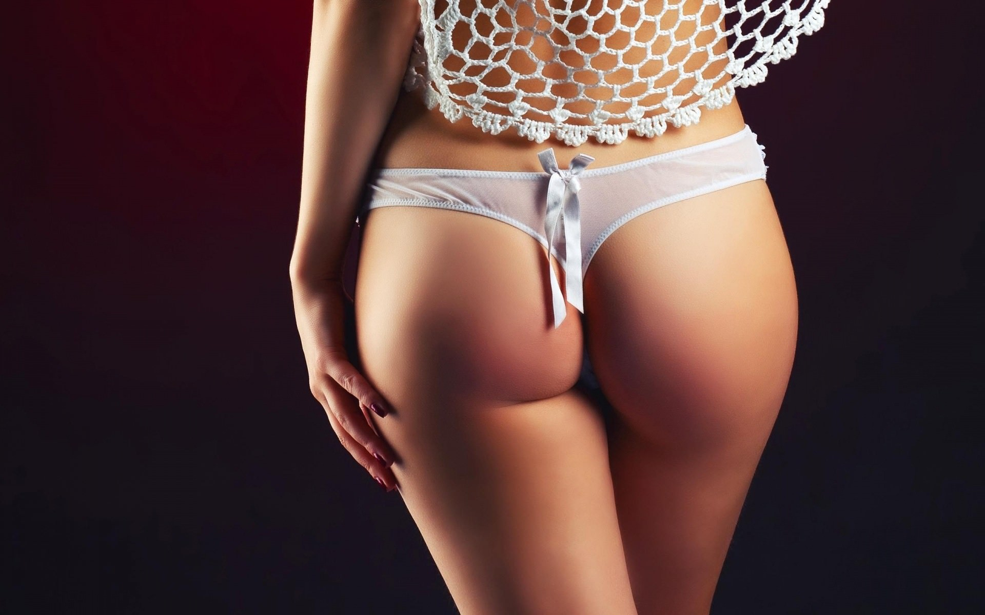 Фото сексуальных медсистер в прозрачном белье и белых трусиках 4 фотография