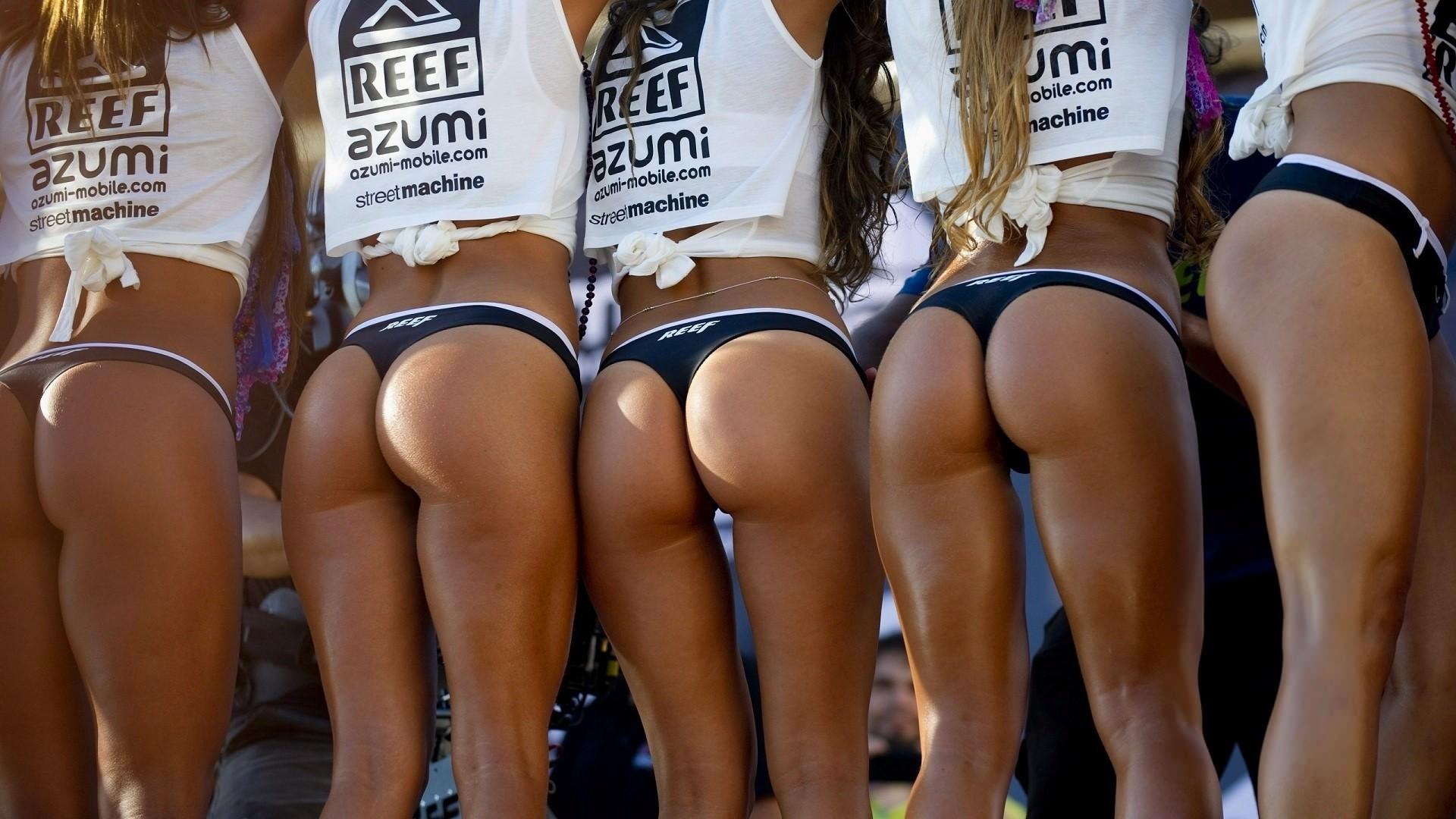 Спортивные девушки попи 12 фотография