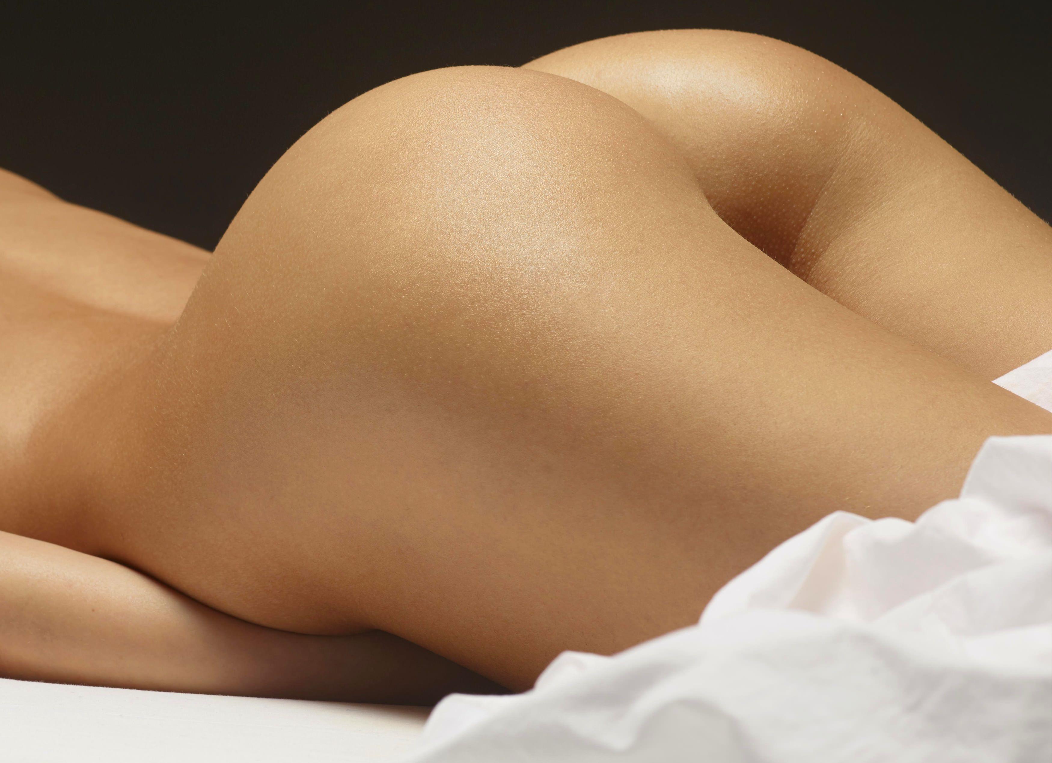 Фото гладких попок 15 фотография