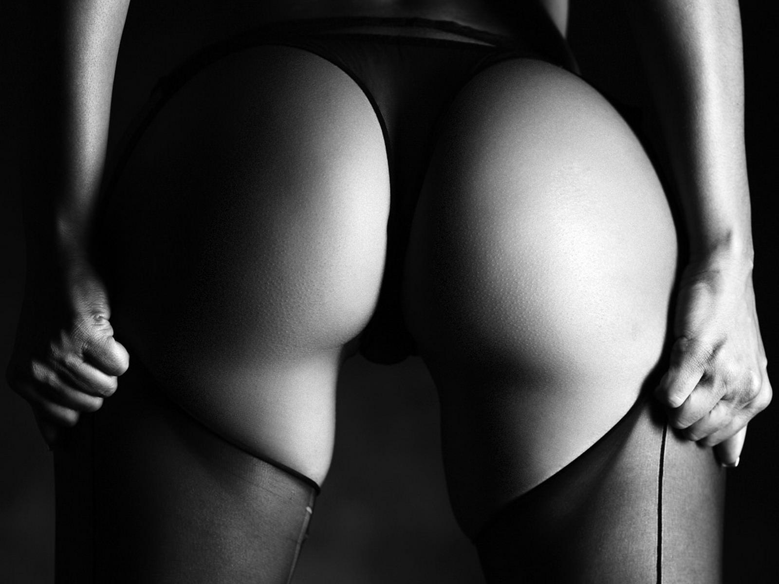 Секси белые попки 15 фотография