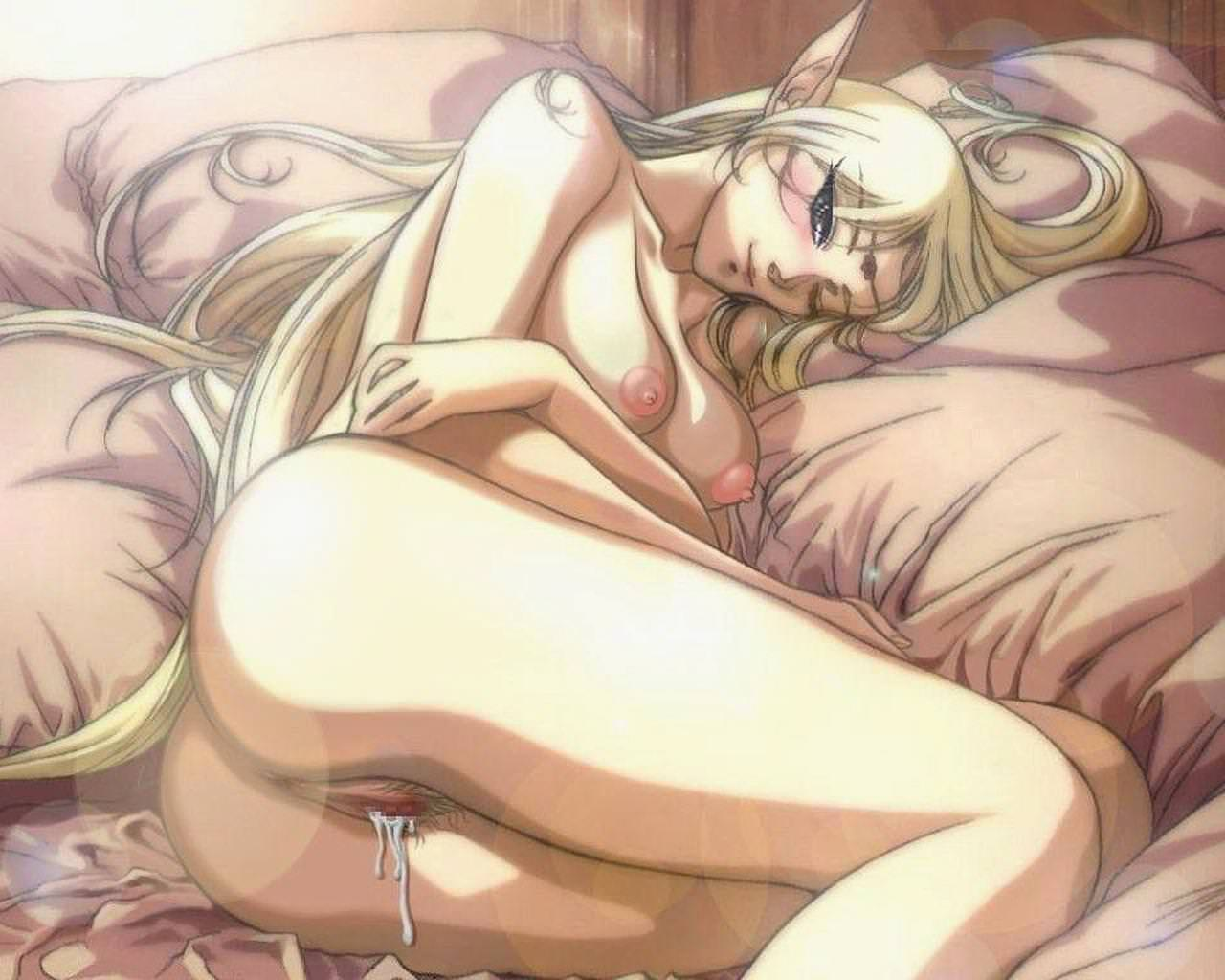 Sexy elf nude anime adult scenes