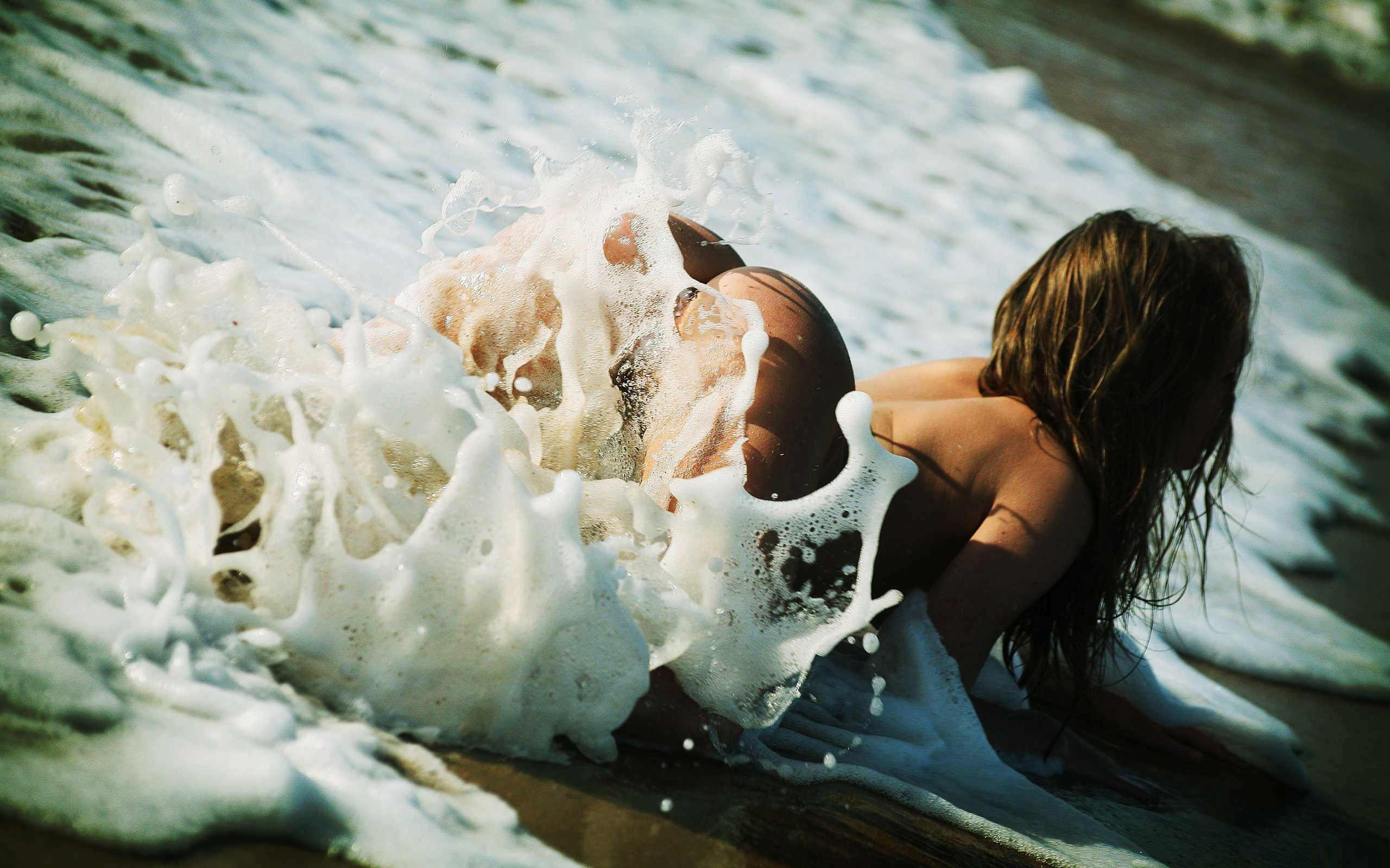 Развлечения на диком пляже 7 фотография
