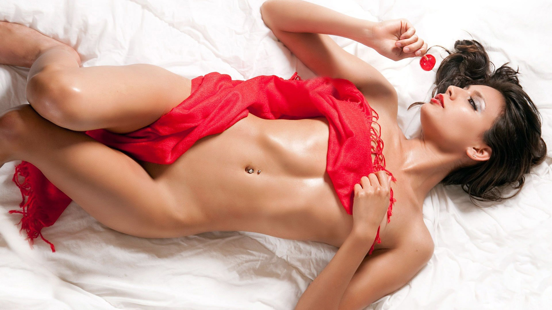 Сексуальные девушки в платочках 9 фотография
