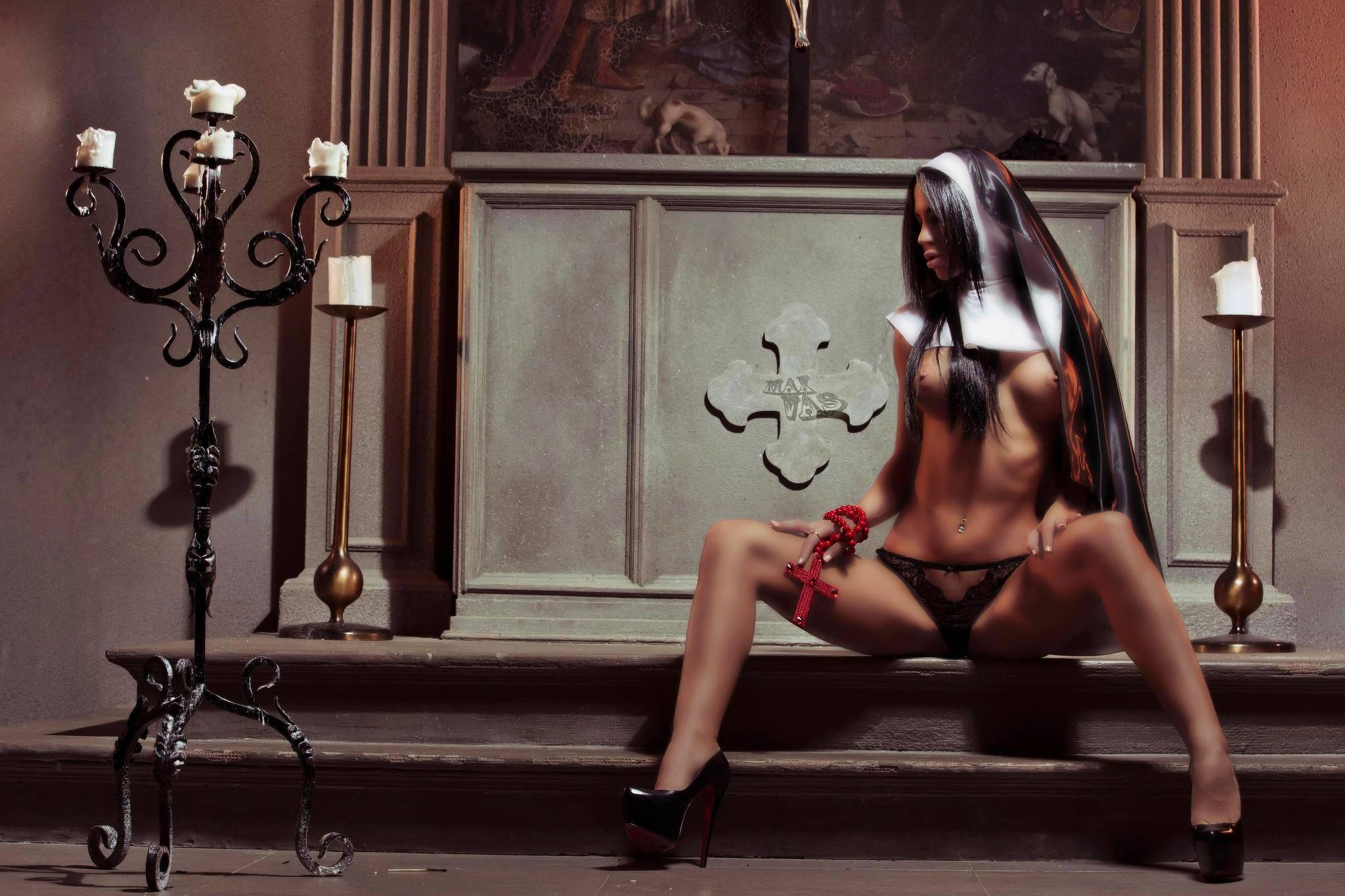 Эро монашки картинки 16 фотография