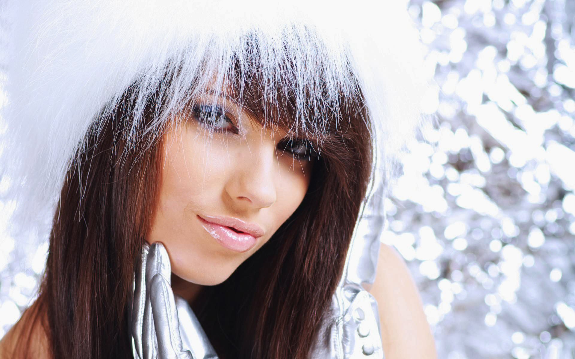 Самая красивая девушка одной брюнетки 14 фотография