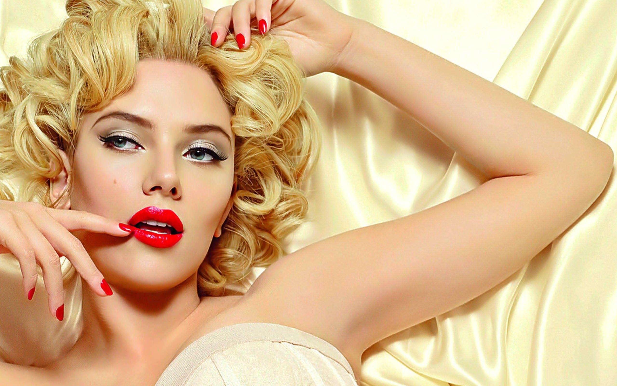 Сексуальный макияж для блондинок фото 12 фотография