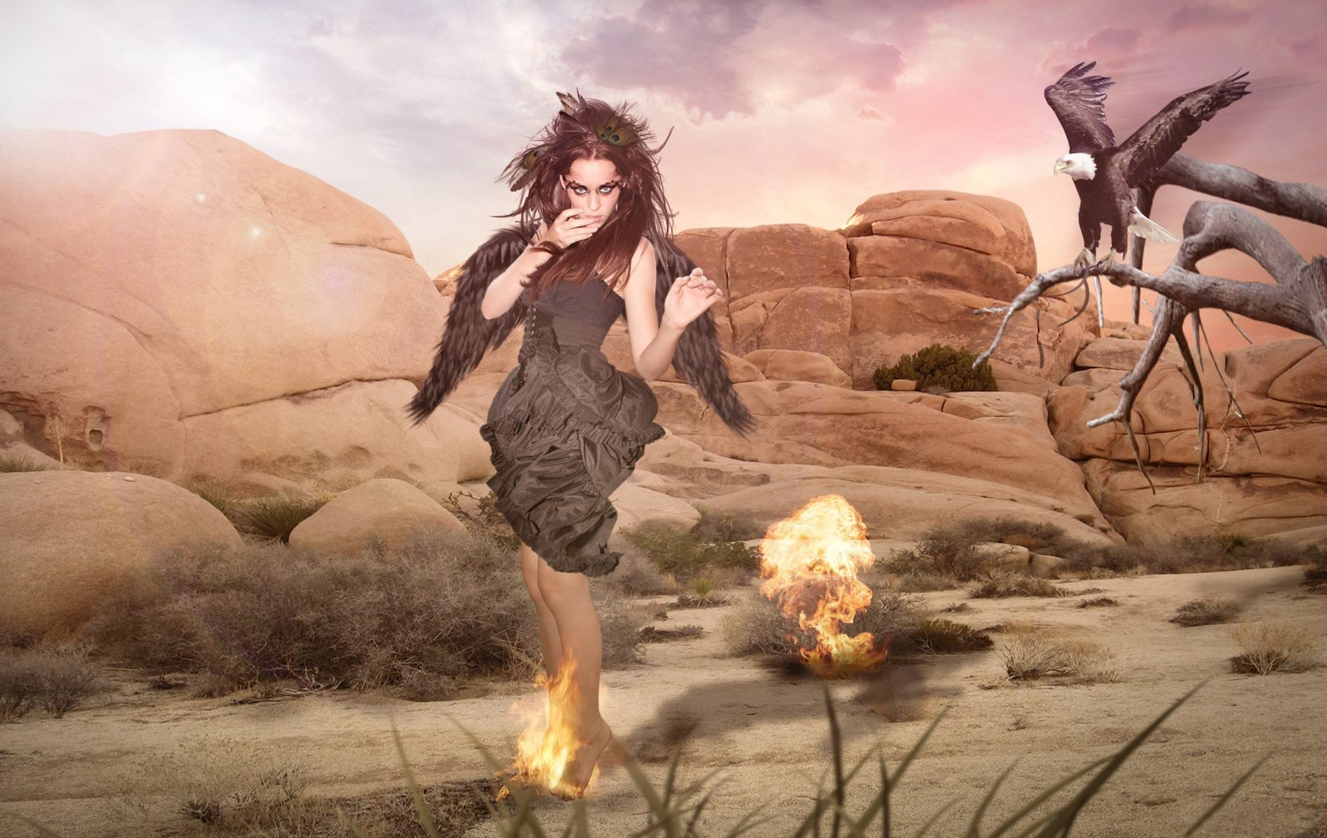 Секс игры в пустыне 7 фотография